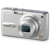 Panasonic DMC-FX07 black, blue, gold, silver