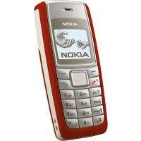 Nokia 1112 red